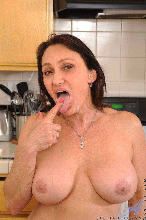 Horny Anilos Jillian Foxxx gets her pink pussy ram