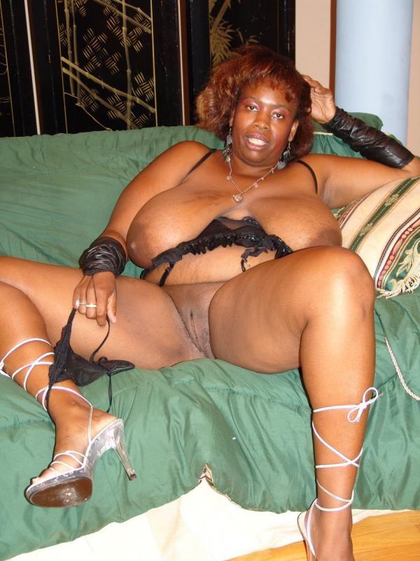 Recommend Vanessa bbw ebony big black tits