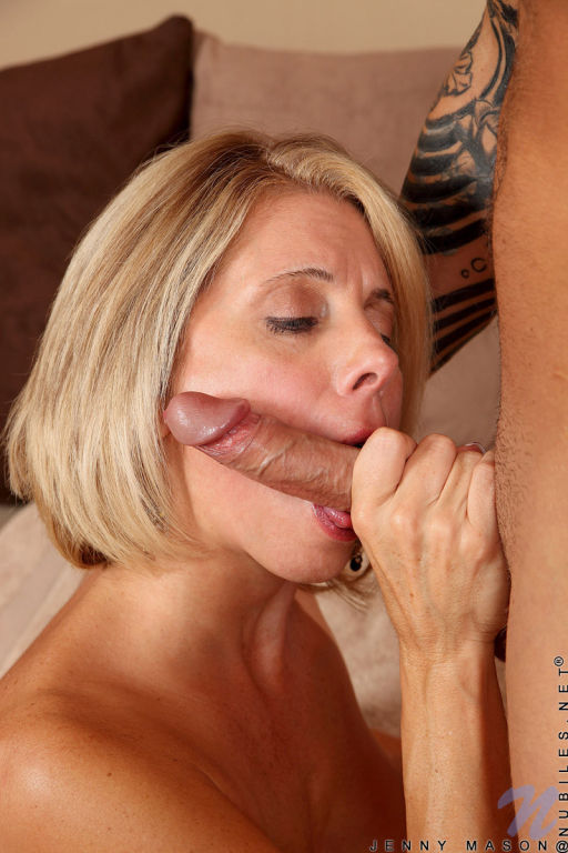 Mature milf gets banged