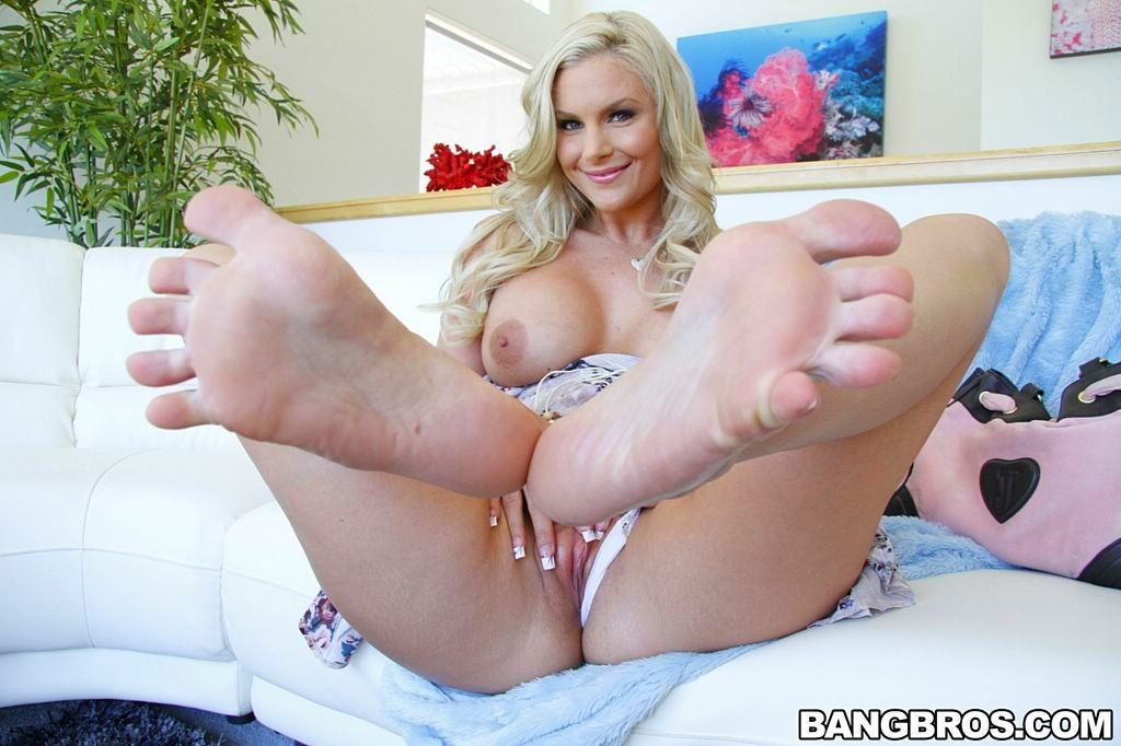 Foot fetish Bangbros