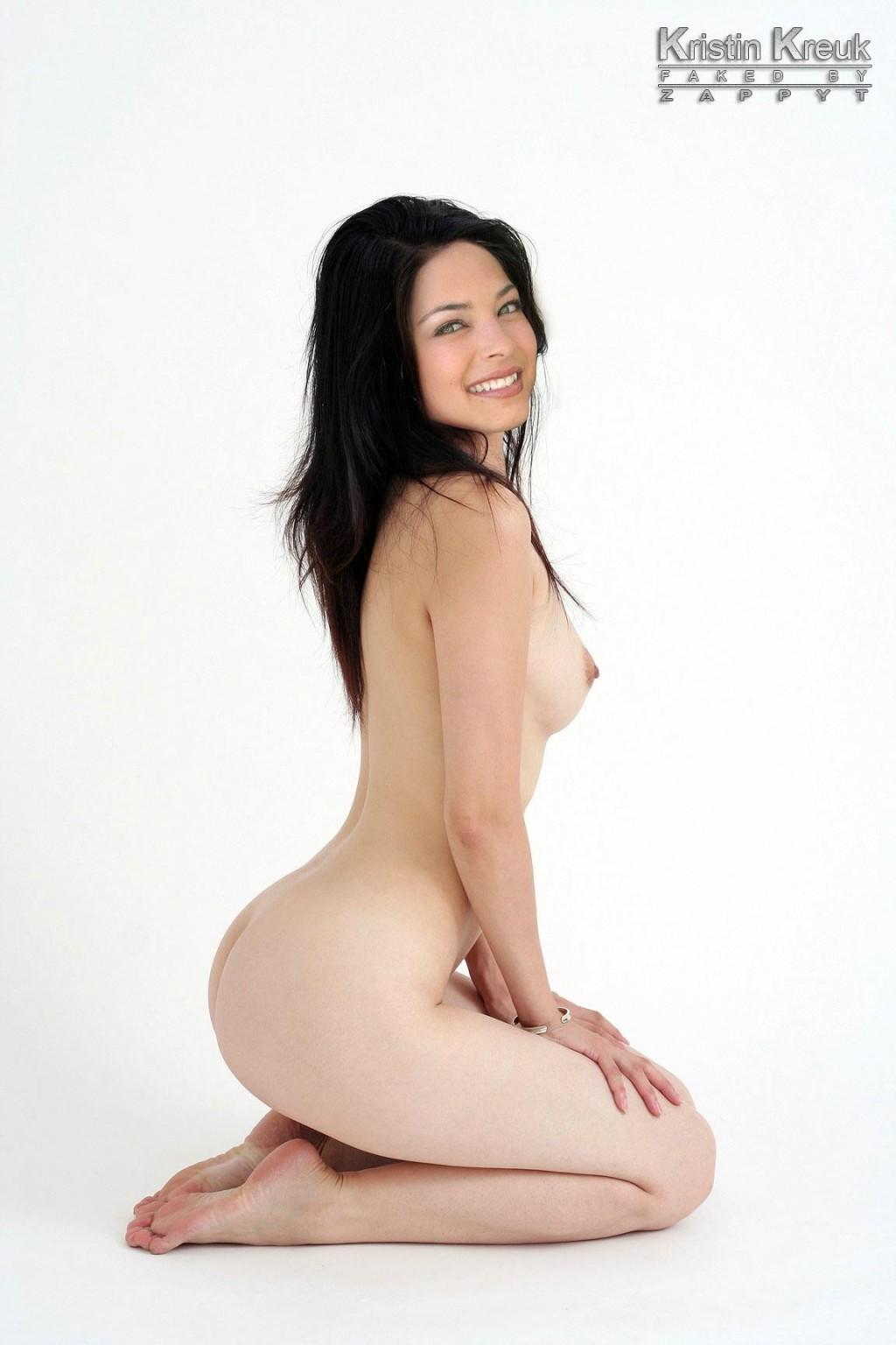 Not Kristen kreuk fake sex join