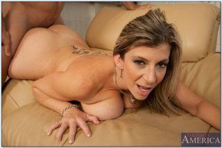 nude Sara Jay granny mature sex