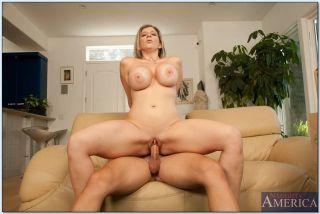 sexy Sara Jay older mature sex