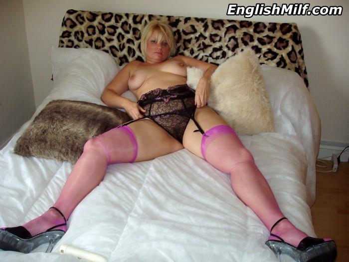 Housewife English milf