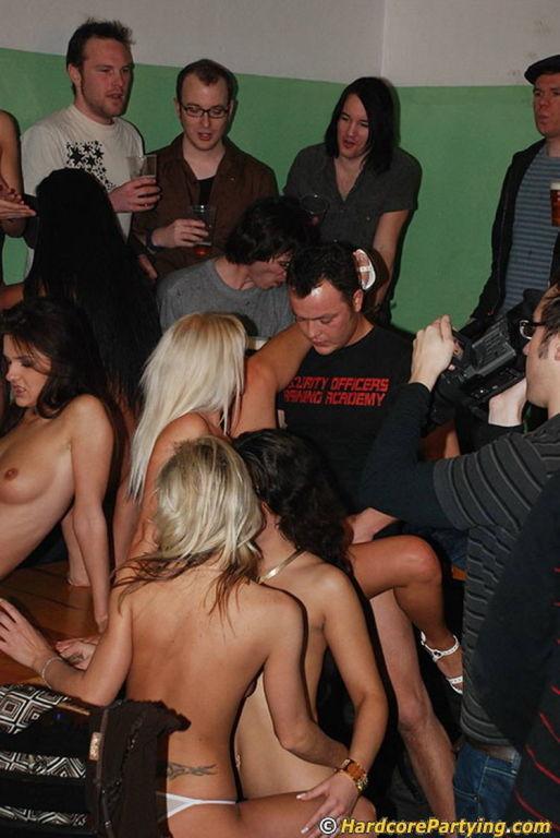 Wild South Beach Sex Party