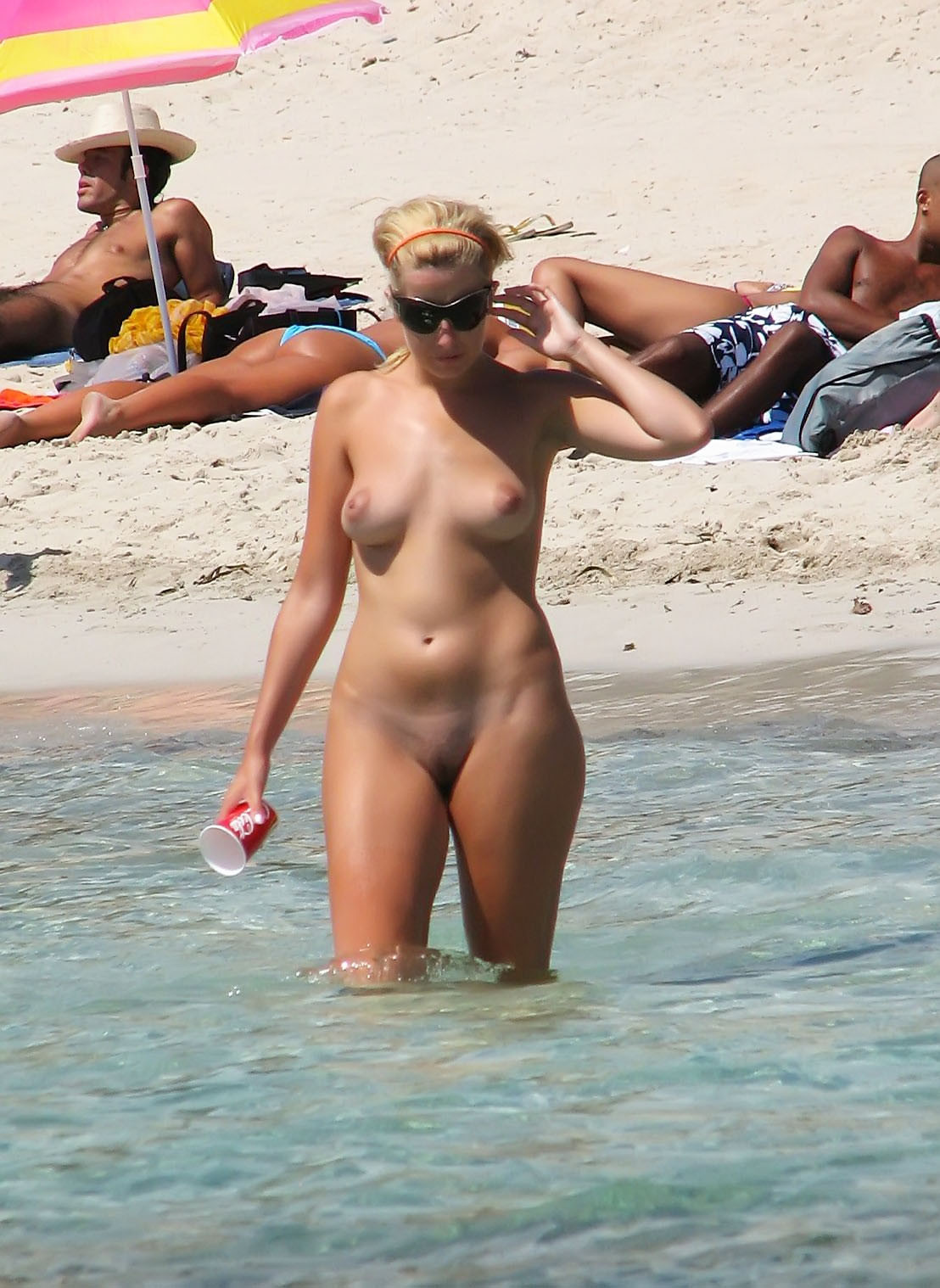 Here Naked babe group pics opinion