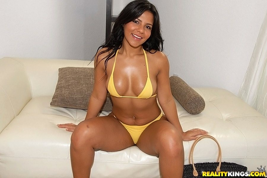 Hot Latina Milf Gets Pounded