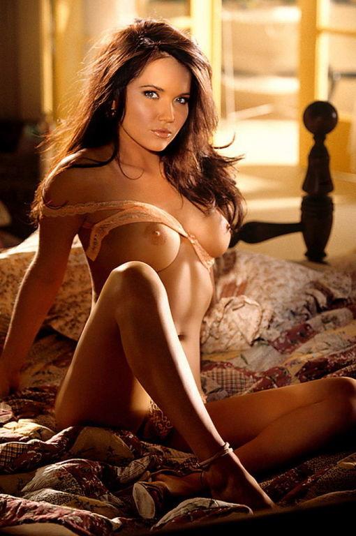 Miss June 2006 Stephanie Larimore