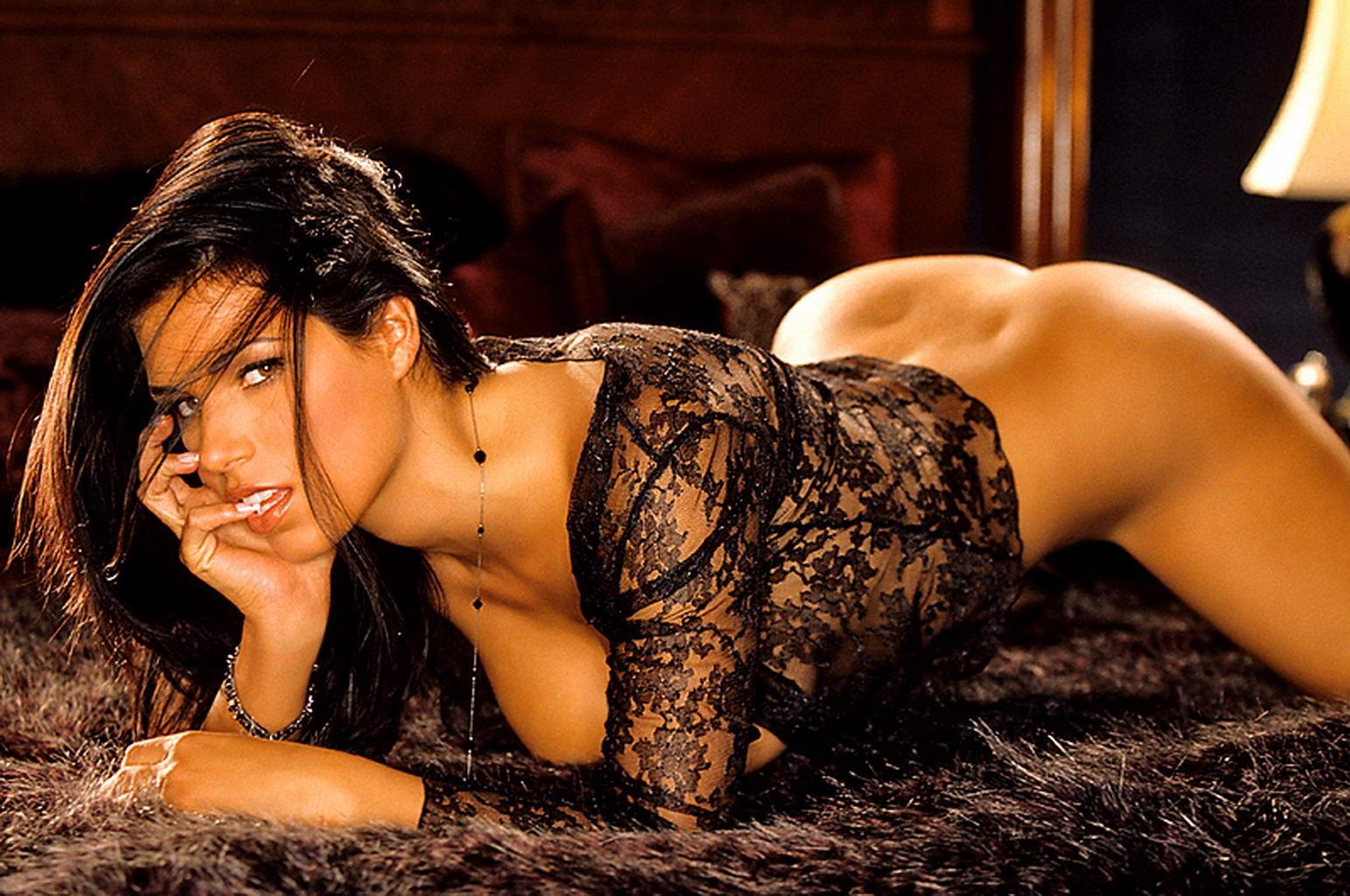 Miss September 2006 Janine Habeck Pichunter
