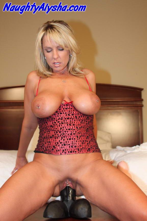 Cum over my tits