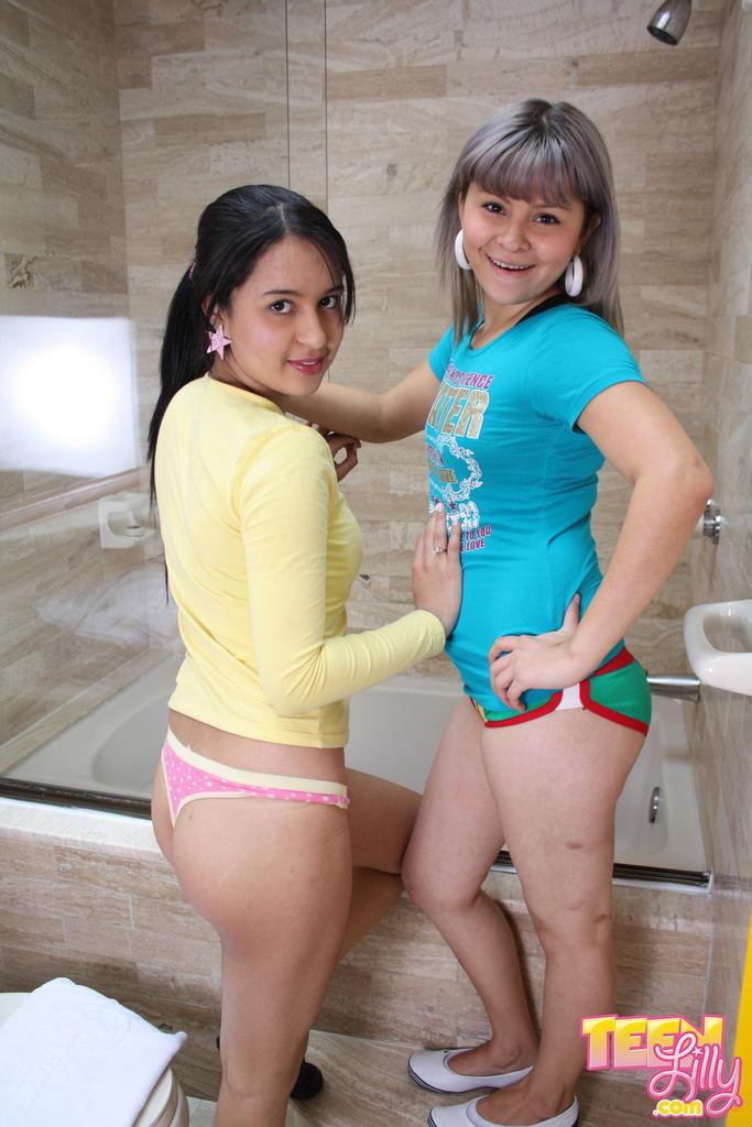 Year lesbians Eighteen old