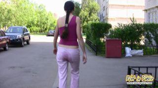 naked public pee peeing