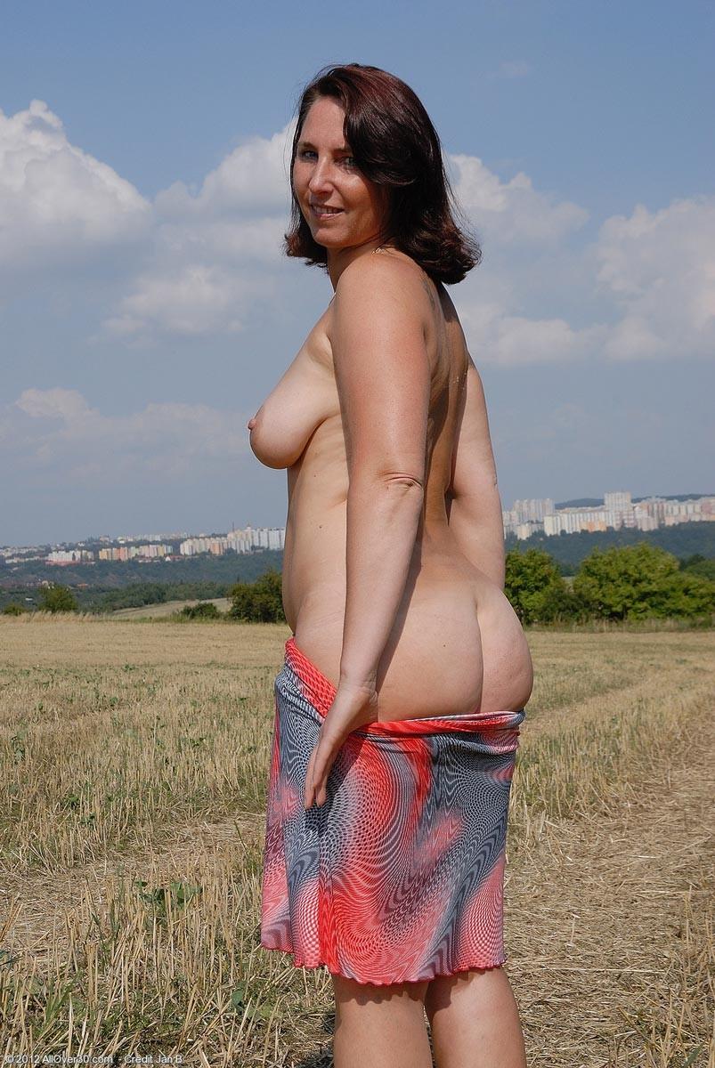 French Mature Amateur Bukkake