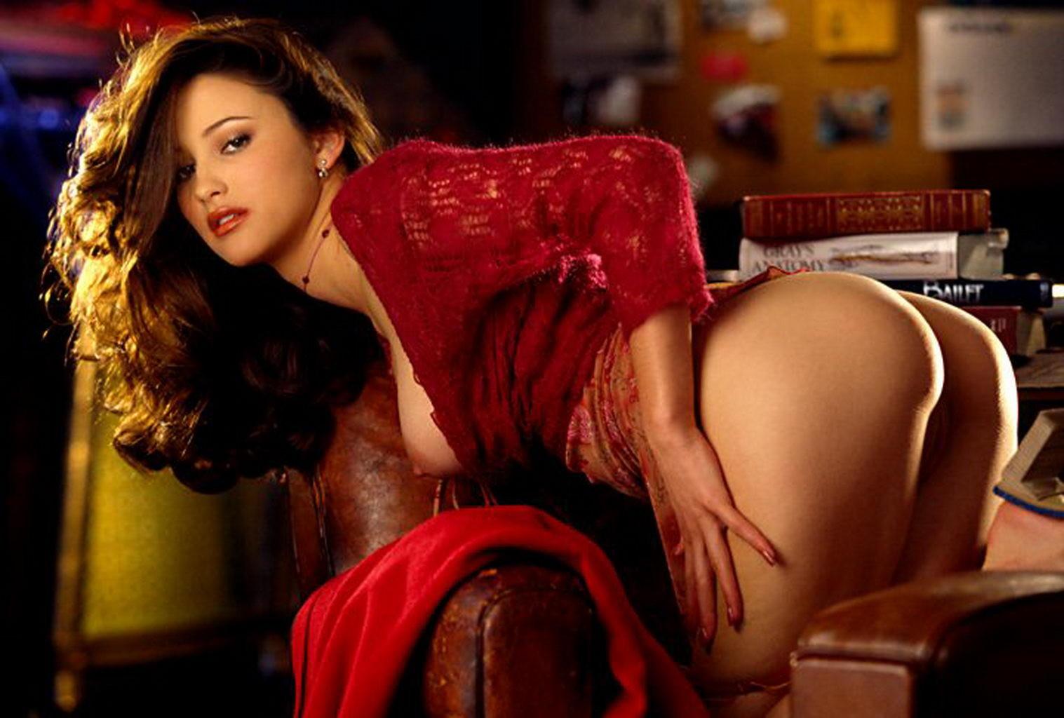 Brooke berry anal