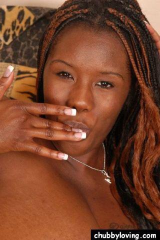 Ebony Plumper Pounded Hard by Hard White Cock