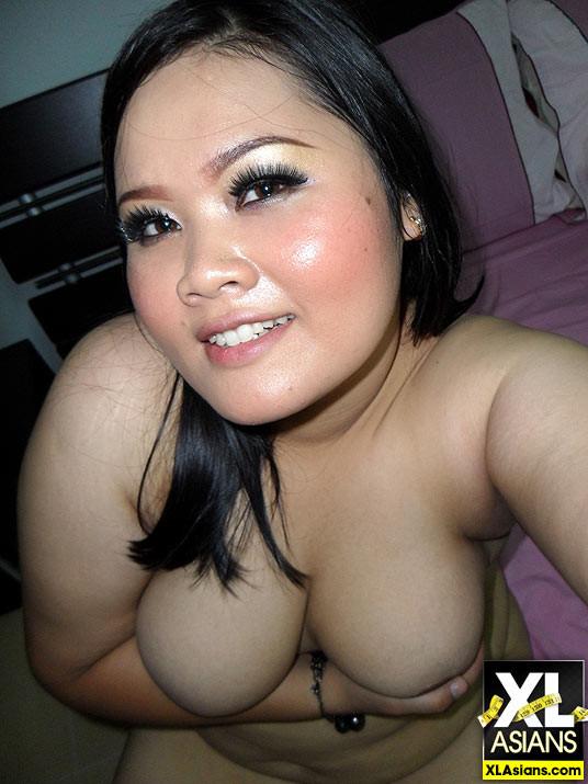 Have chubby asian boobs