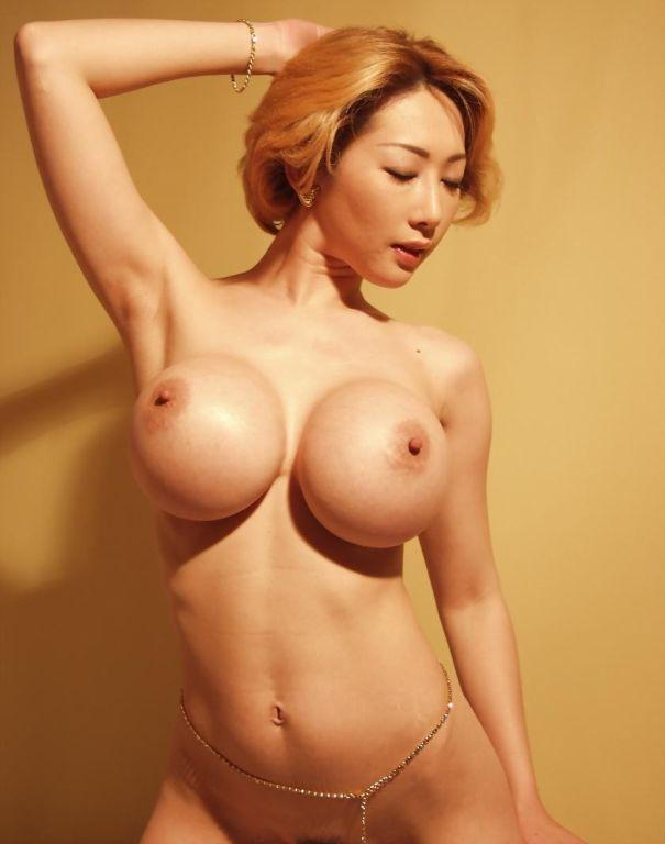 Busty japanese pornstar Sakura Sena