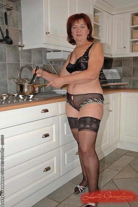 Lingerie grandma nude useful idea