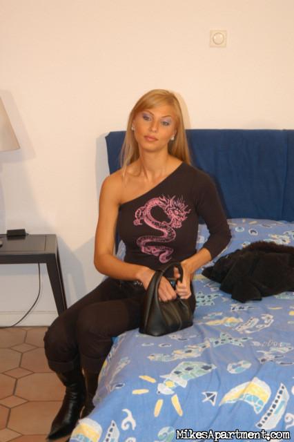 Blonde Amateur Teen German