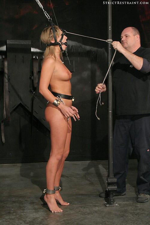 Hardcore Training Her Slave