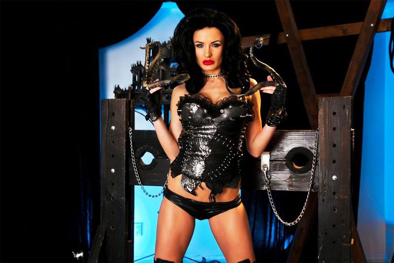 Chanel Preston Evil Queen