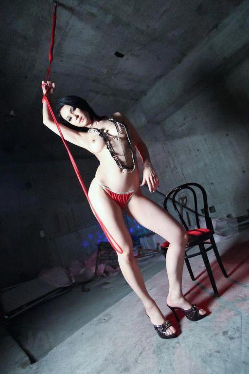 Maria Ozawa in hot group action