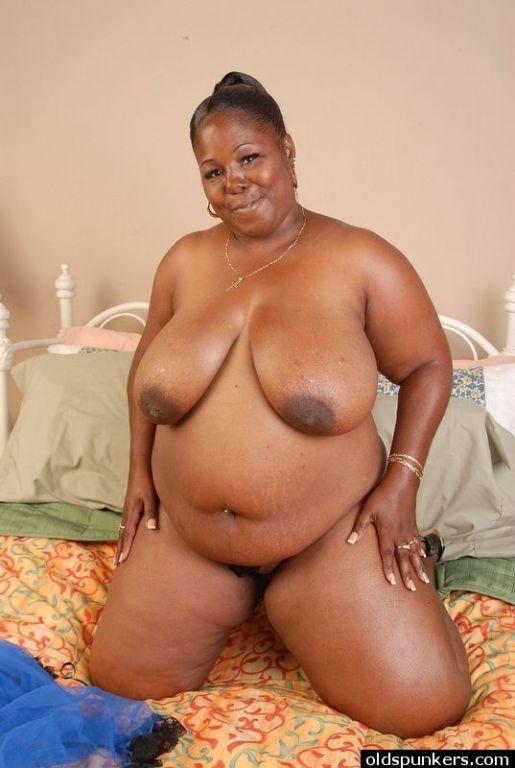 Big black momma fucked
