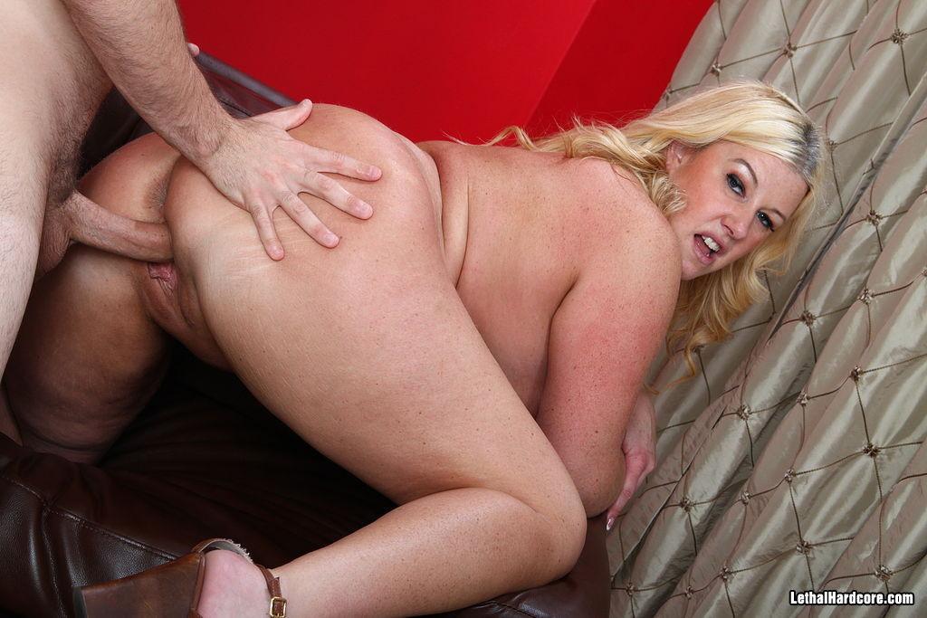 Bbc Anal Blonde Amateur Mature