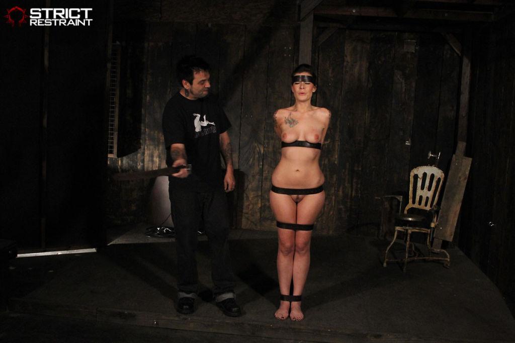 Vanessa Naughty in Heavy Impact