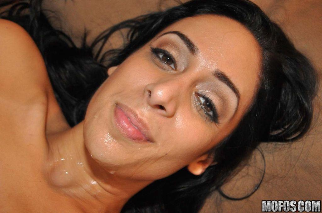 Latina gets fucked