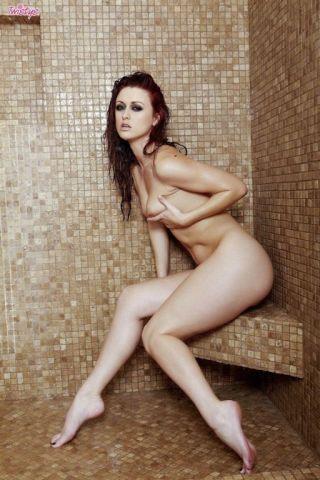 porn Karlie Montana masturbation redhead