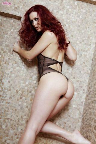 porn Karlie Montana tits redhead