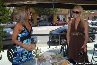 naked Samantha mature lesbian housewives