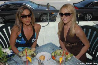 nude Adriana Deville lesbian anal lesbo