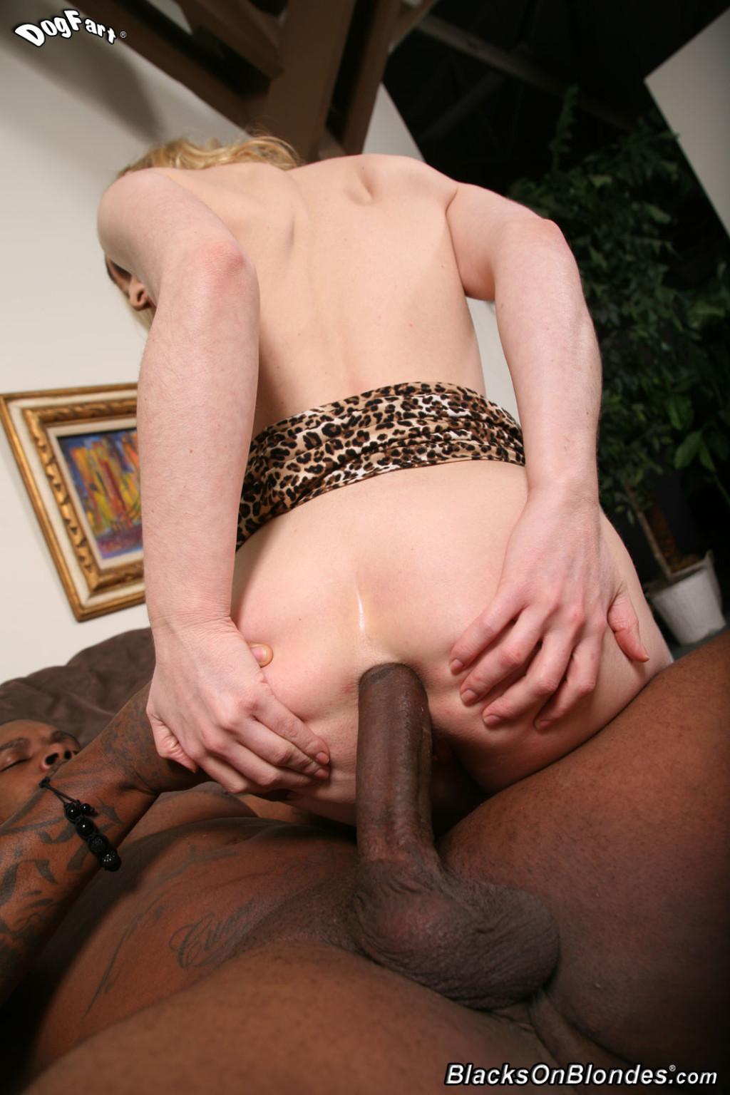Lily labeau anal