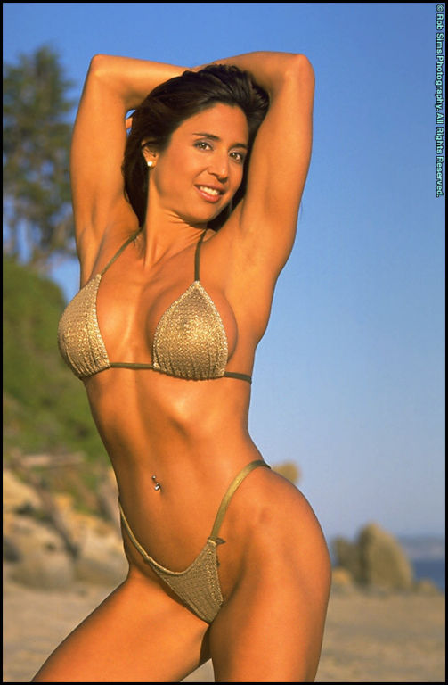 The Hottest Fitness Babes Getting Naked!