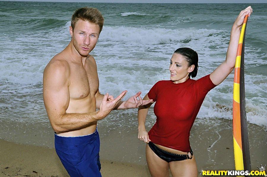 Shameless Sex The Beach