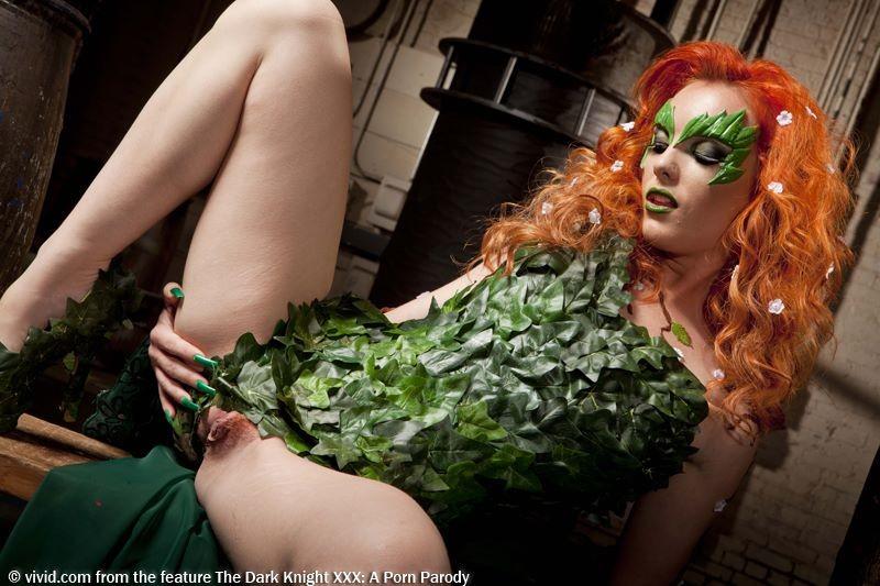 Poison ivy xxx rather valuable
