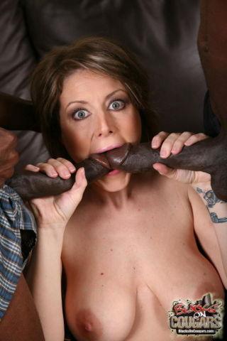 porn Velicity Von milf interracial -blacks on cougars