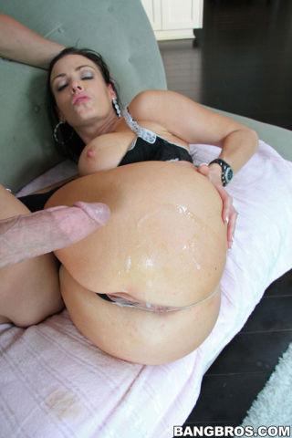 Vanilla DeVille got some good dick in that tight p