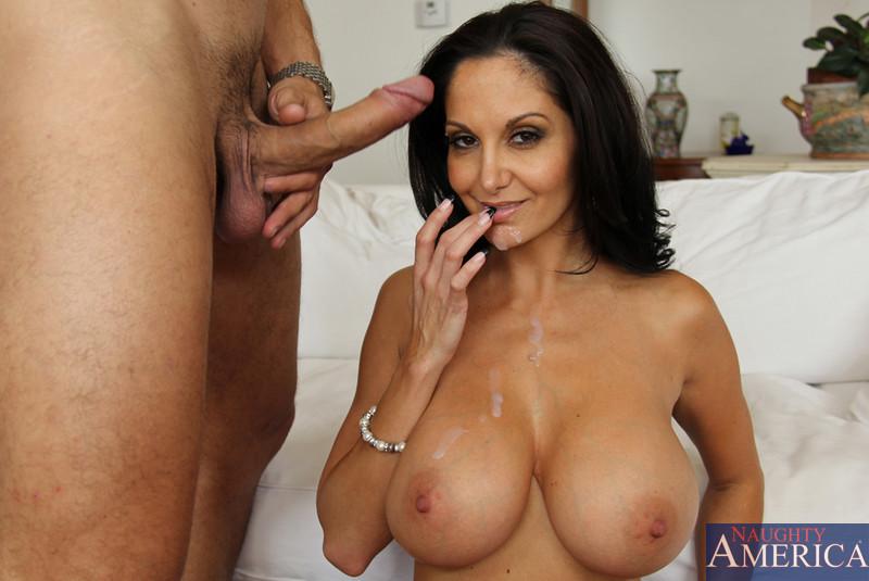 Ava addams nude boobs and cum