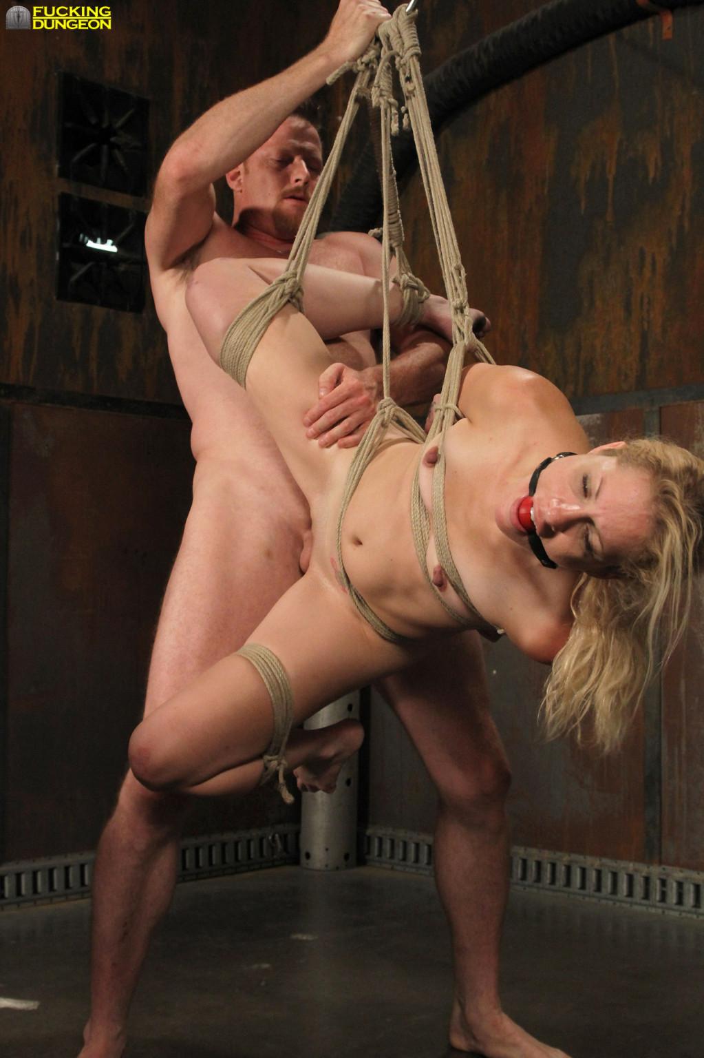 camp Bondage slave