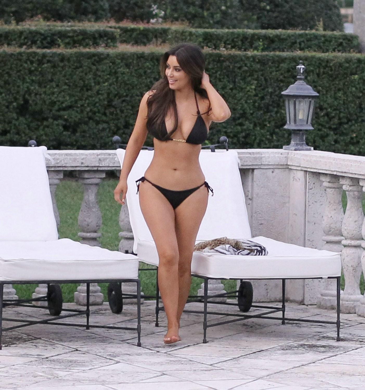 Think, nude kim kardashian look alike pornstar really