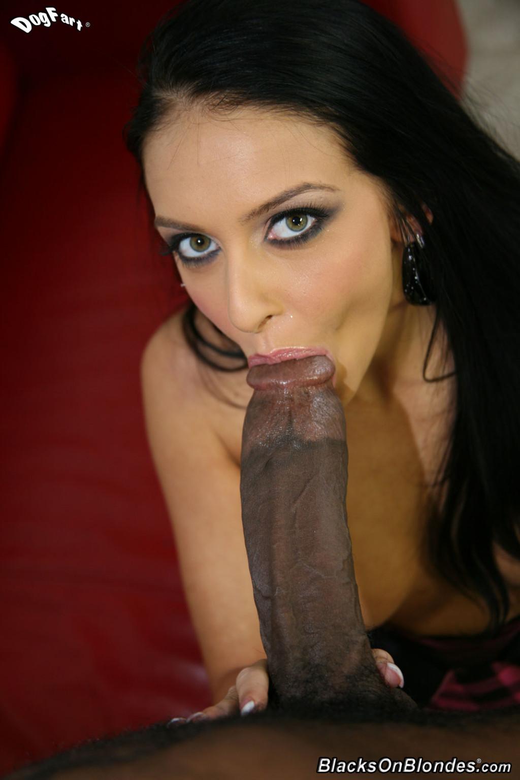 Stephanie cane interracial pornstar from dogfartnetwork