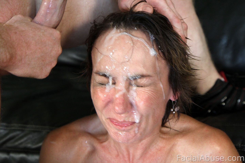 ... naked Lillian Tesh blowjob cum on face ...