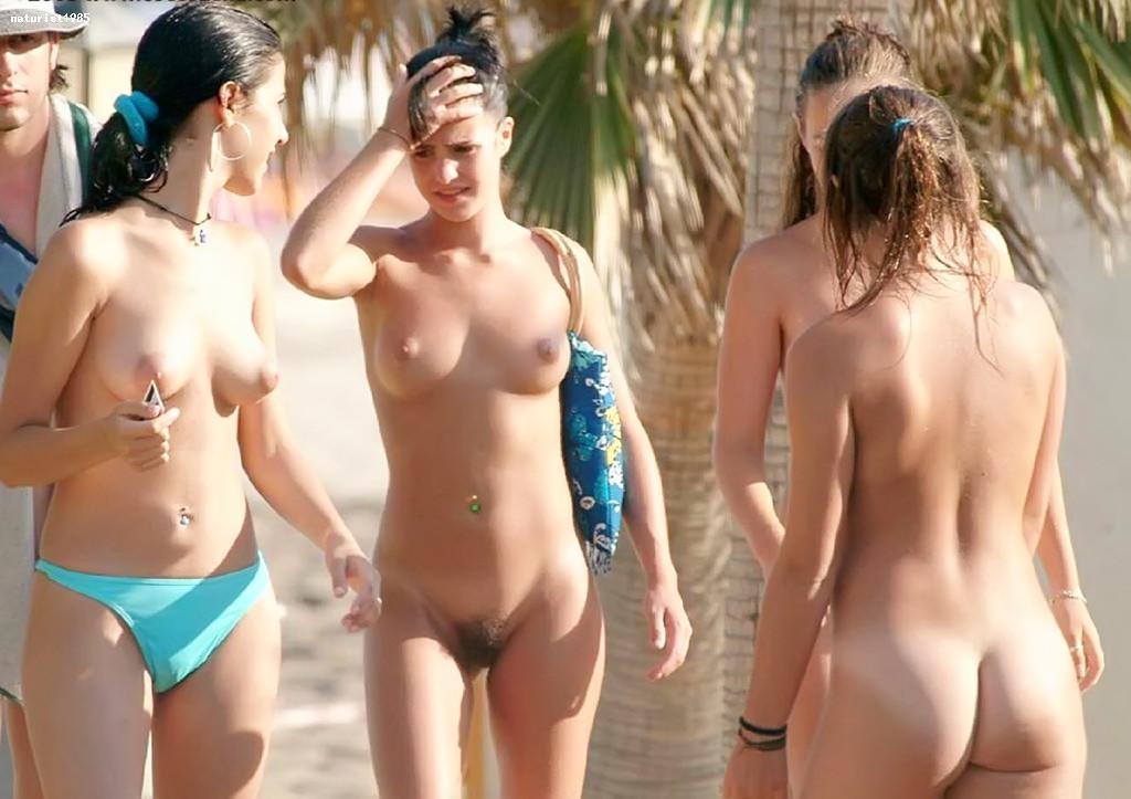 Did not Busty lesbian nude beach girls you hard