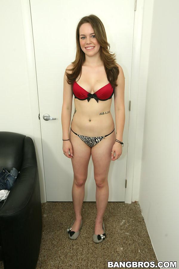 Sexy White Girl Big Tits