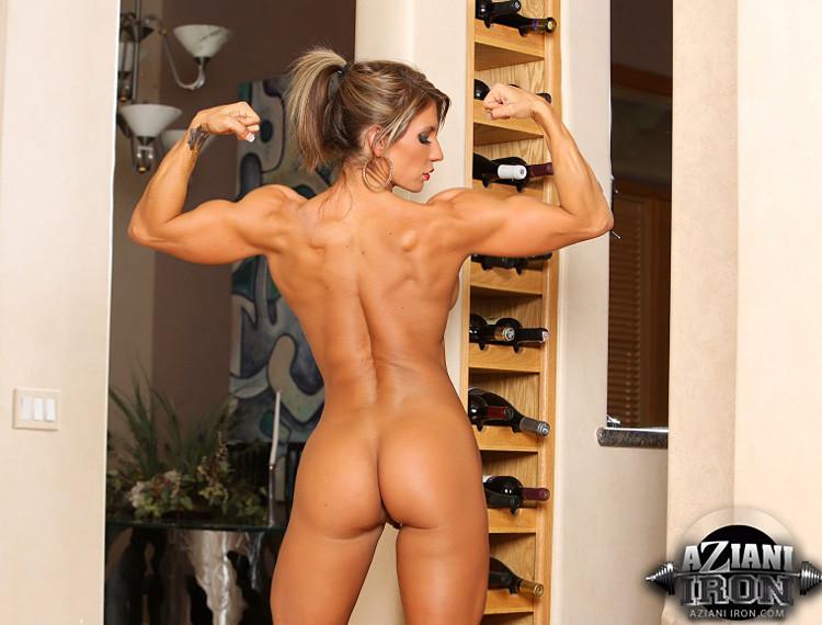 Beautiful naked women butts butt holes