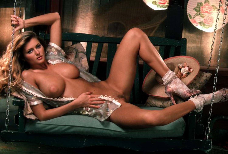Domino busty nude