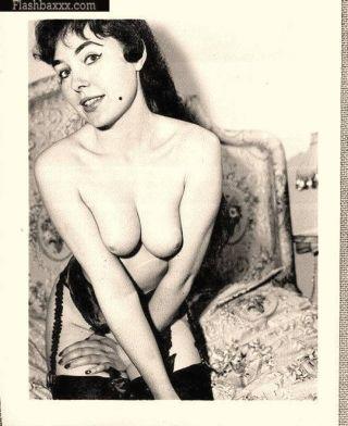 Vintage Lingerie Models